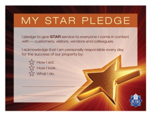 Blake Realty Star Pledge