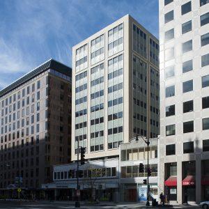 1120 Connecticut Avenue DC Office Building